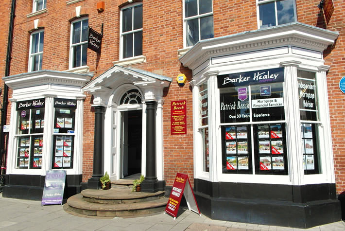 Barker Healey Estate Agents